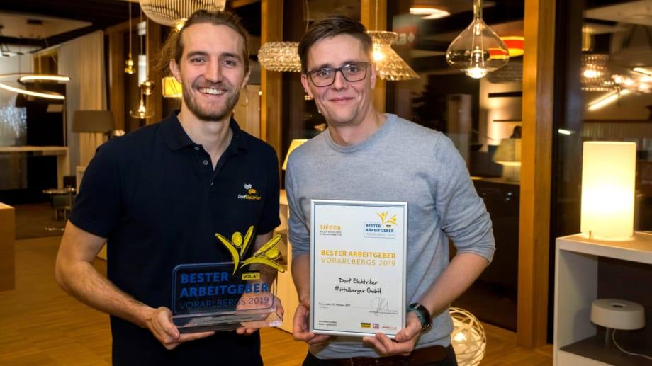 Bester Arbeitgeber 2019 Tim Mittelberger