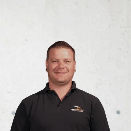 Andre Helfer, Teamleiter Hausbau/Service