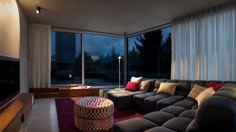 Occhio Wohnzimmer Beleuchtung Conceptlicht