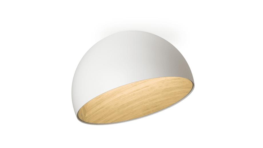 Vibia Leuchte aus Holz