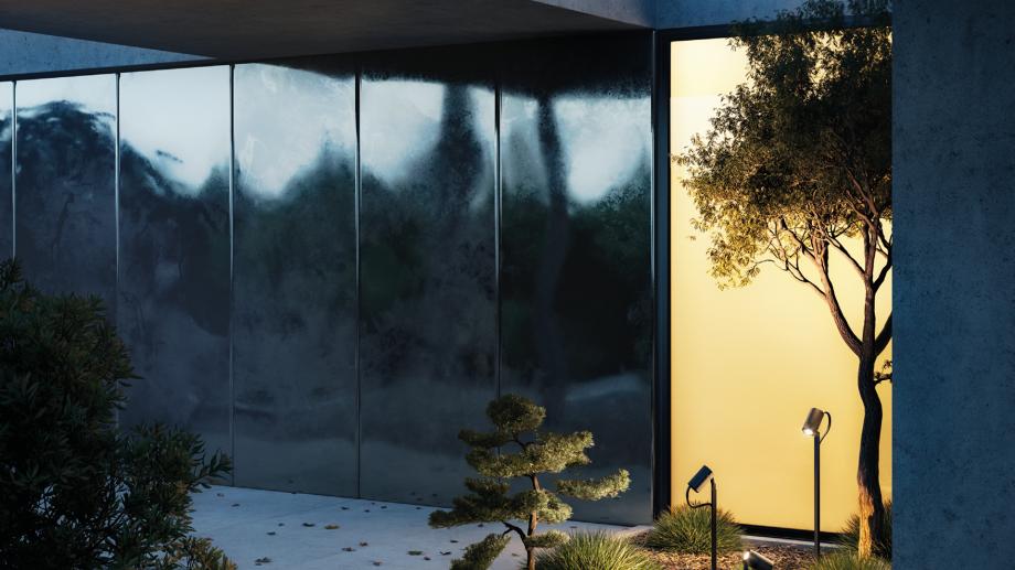 Lichtideen für den Außenbereich
