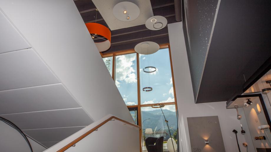 Occhio Ausstellung im Lichtstudio von Conceptlicht