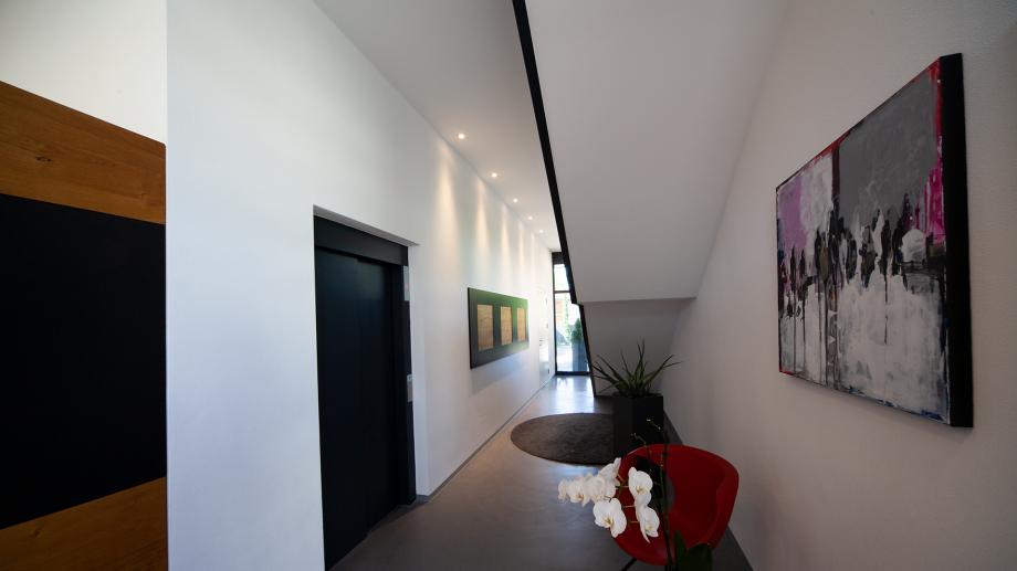 Beleuchtungsberatung bei Conceptlicht: Spots im Zugangsbereich