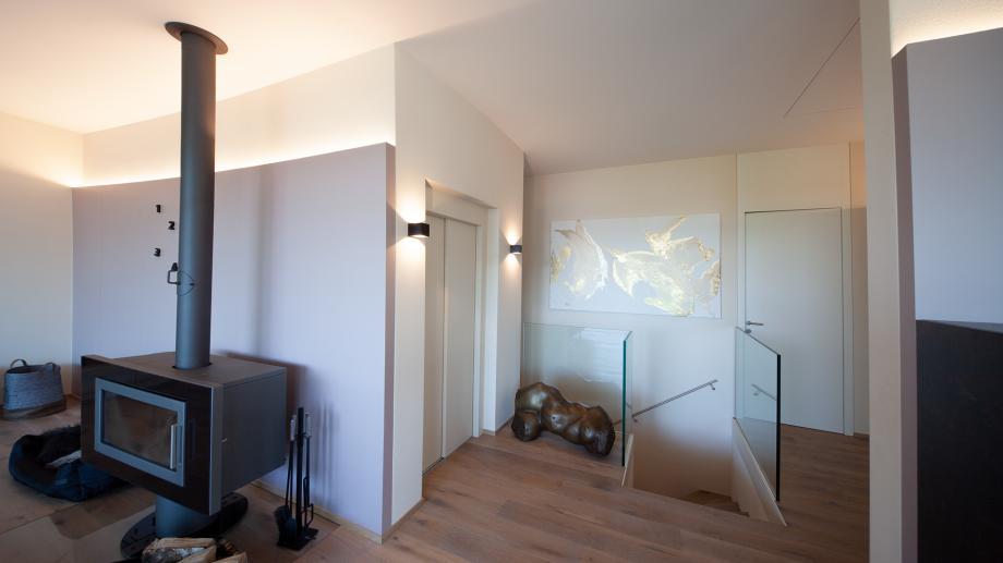 Lichtlösungen für Wohnbereich, indirekte Beleuchtung von Conceptlicht
